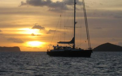Segeltörn Karibik 2020