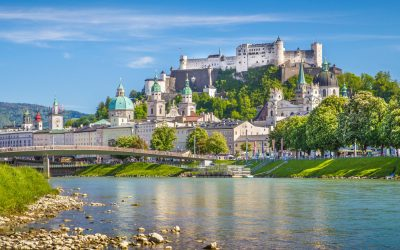 Mai Reise nach Salzburg 2019