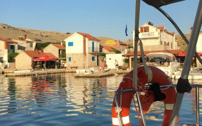Segeltörn Kroatien 2019